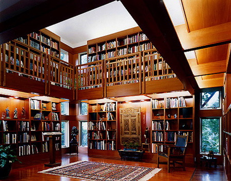 Interior decorating library
